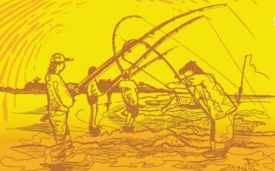 Fishing on Straddie